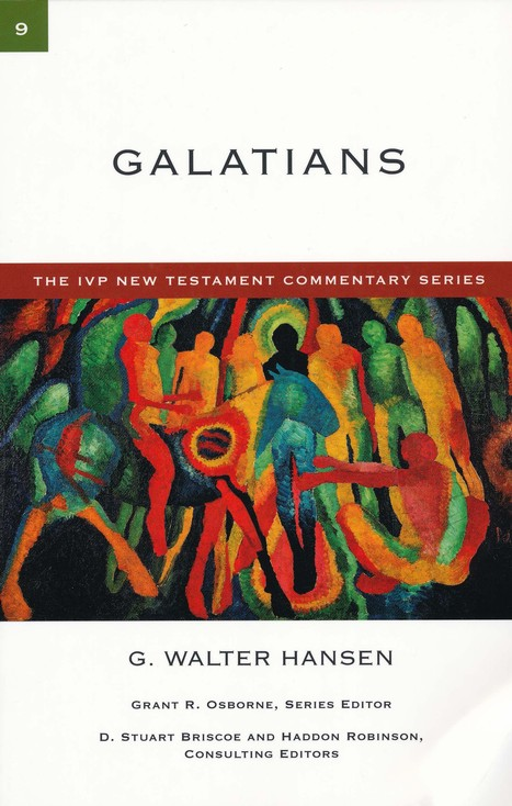 Galatians: IVP New Testament Commentary  [IVPNTC]