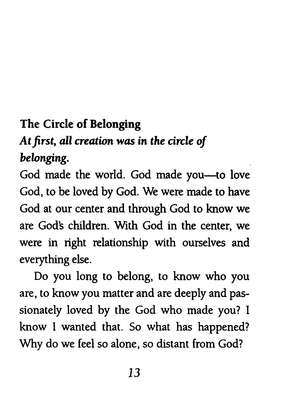 Circles of Belonging, 5 Pack