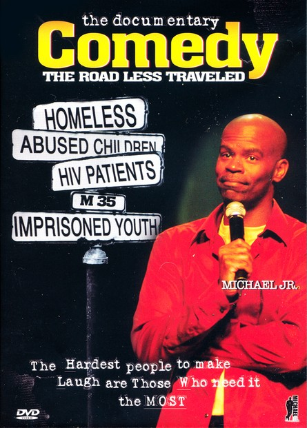 Comedy, The Road Less Traveled: The Documentary, DVD