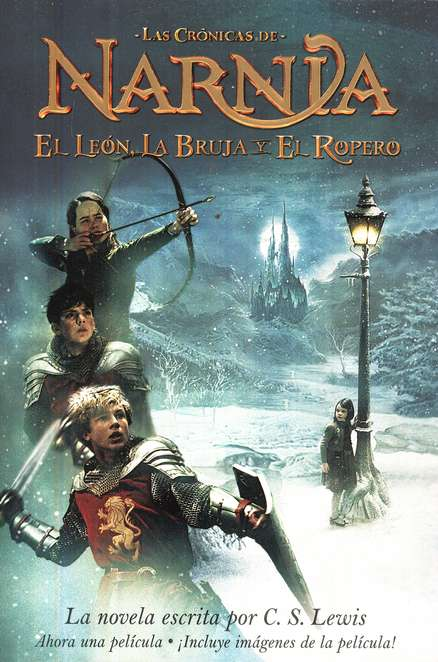 El Le&#243n, la Bruja y el Ropero  (The Lion, the witch and the Wardrobe)
