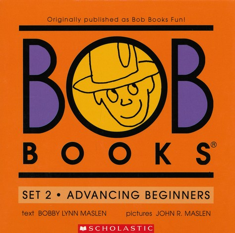 My First Bob Books: Advancing Beginners