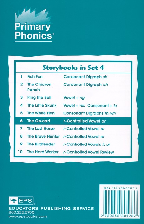 Set of 10 Storybooks for Workbook 4