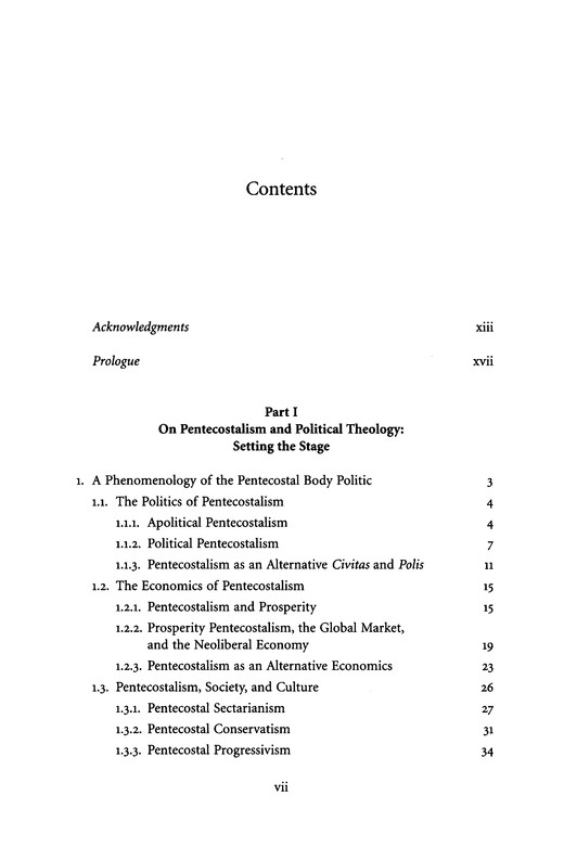 In the Days of Caesar: Pentecostalism and Political Theology (Sacra Doctrina)