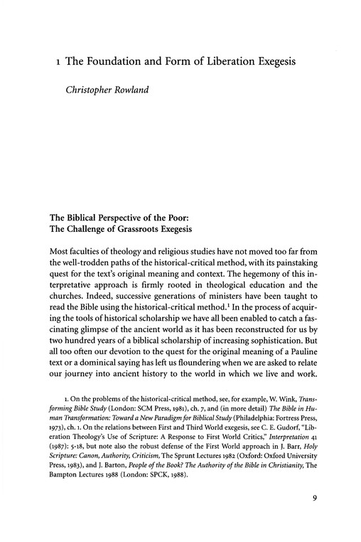An Eerdmans Reader in Contemporary Political Theology