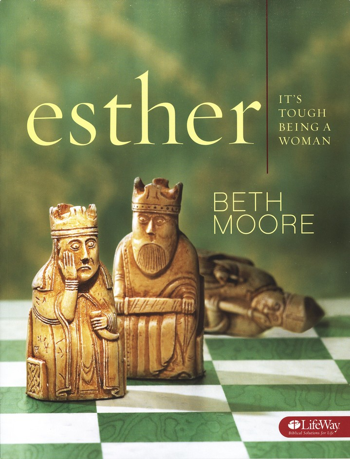 Esther: It's Tough Being a Woman - Member Book