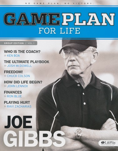 Game Plan for Life Member Book
