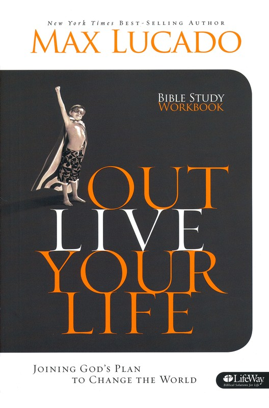 Outlive Your Life Member Book