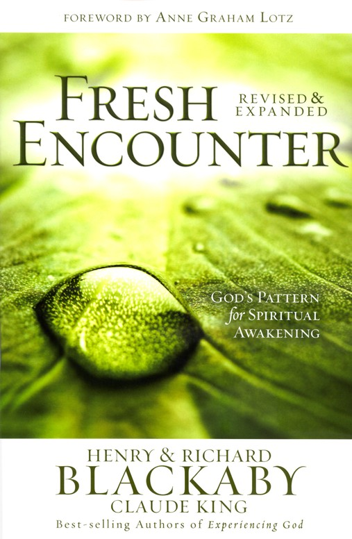 Fresh Encounter: God's Pattern for Spiritual Awakening--DVD Leader Kit