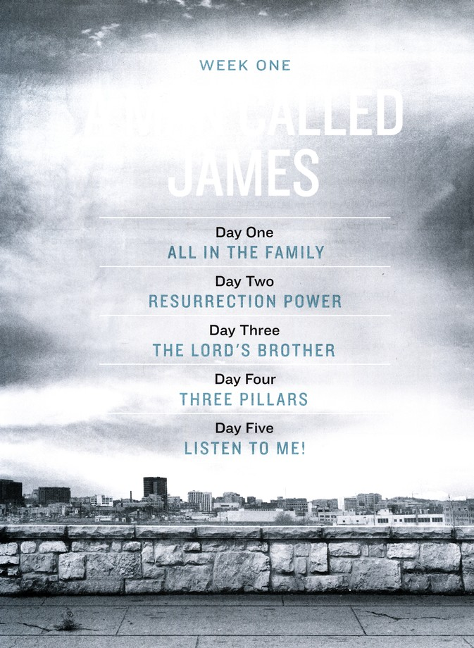 James: Mercy Triumphs--Member Book