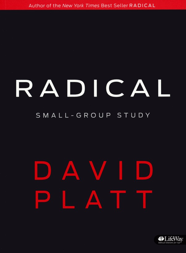 Radical Small Group Study, DVD Leader Kit