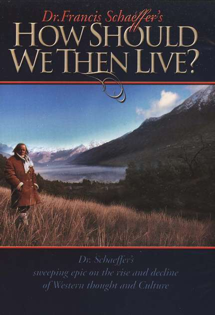 How Should We Then Live?: DVD with on-disc Study Guide