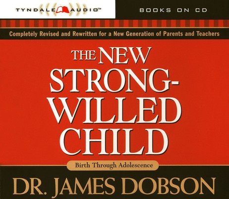 The New Strong-Willed Child - Audiobook on CD