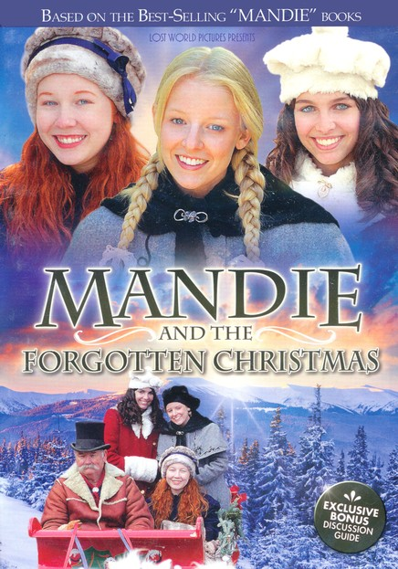 Mandie and the Forgotten Christmas, DVD