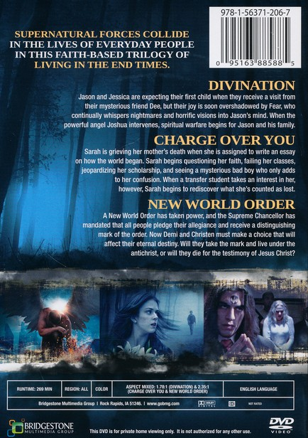 End Times Trilogy, DVD