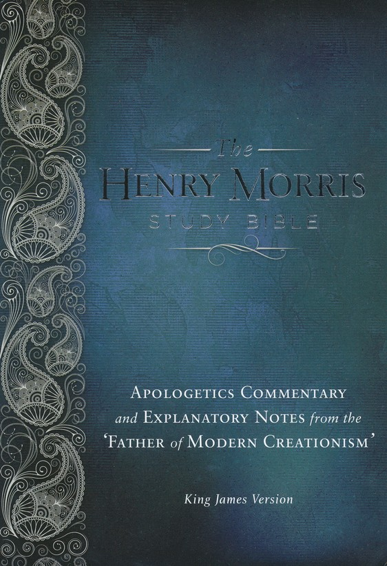 The KJV Henry Morris Study Bible, Hardcover