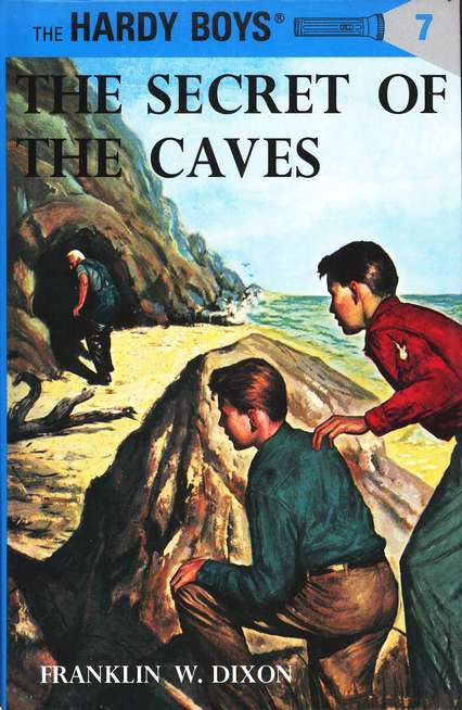 The Hardy Boys' Mysteries #7: The Secret of the Caves