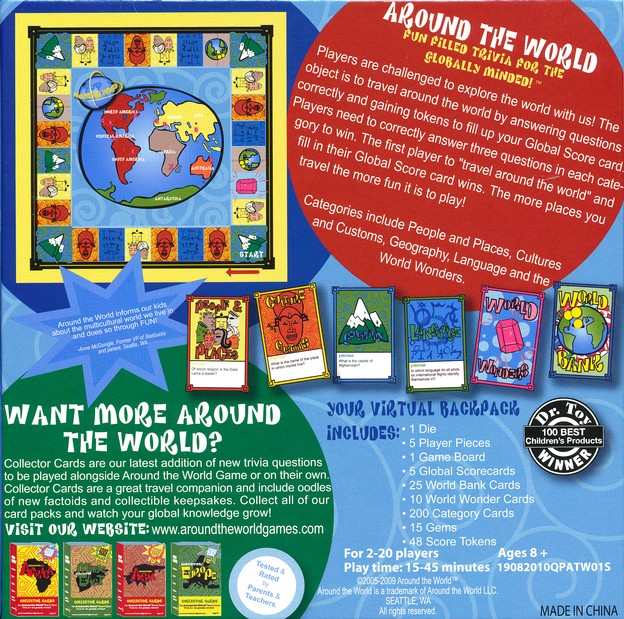 Around the World Game