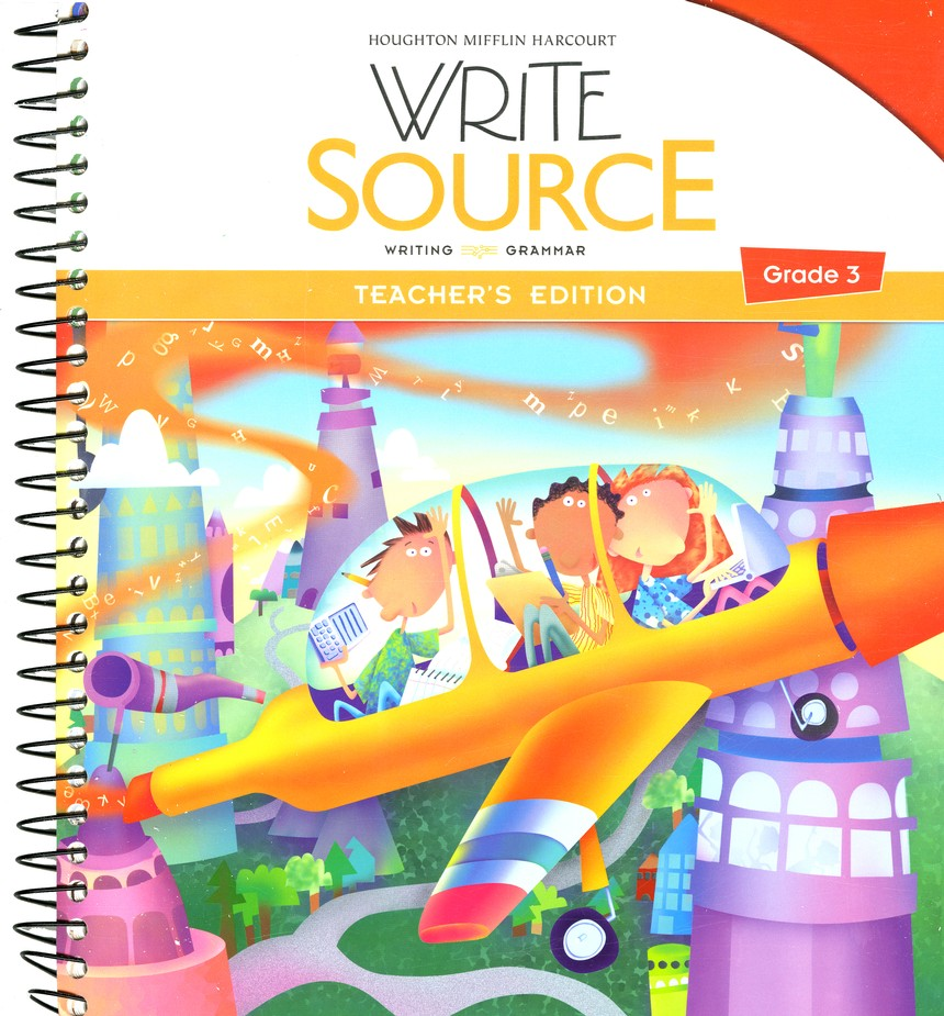 Write Source Grade 3 Homeschool Package