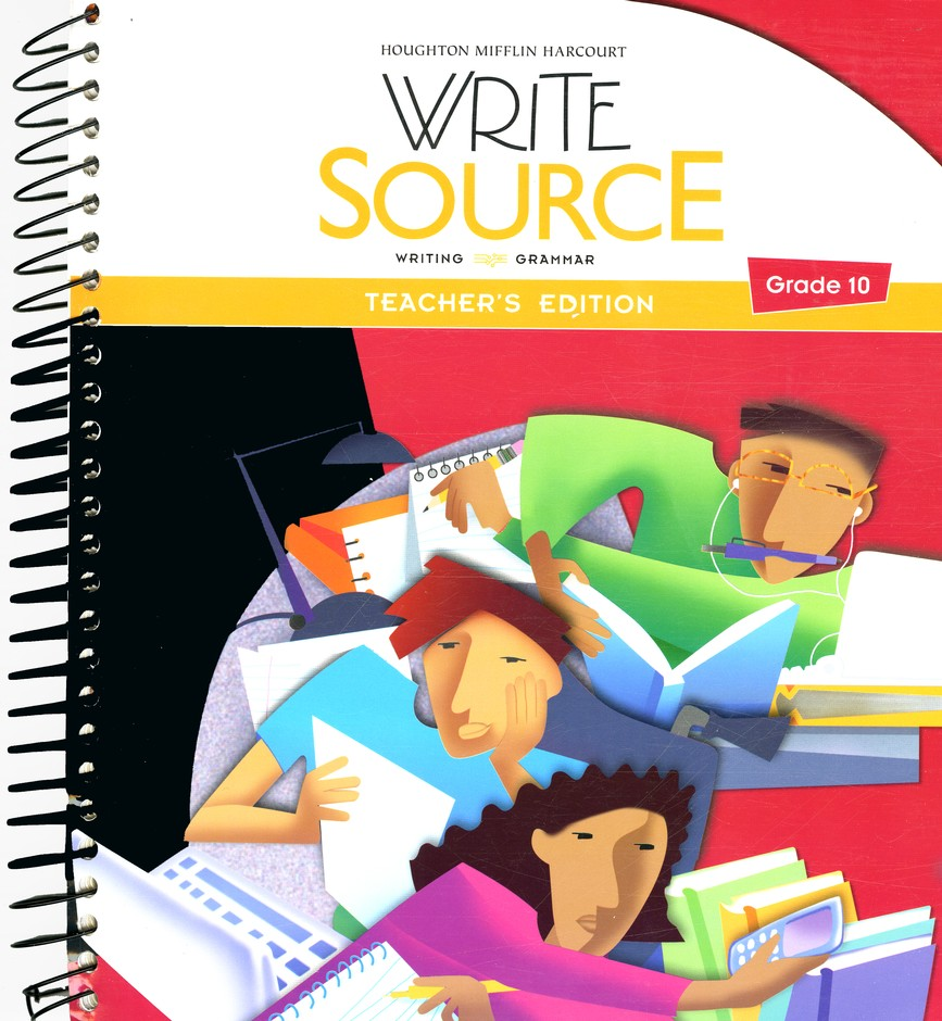 Write Source Grade 10 Homeschool Package
