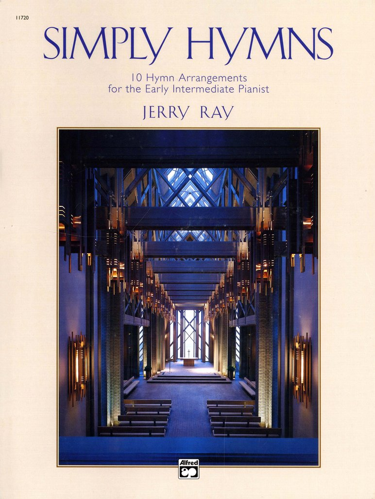 Simply Hymns: 10 Hymn Arrangements for the Early Intermediate Pianist
