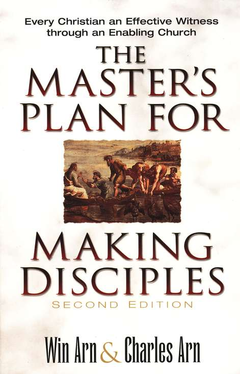The Master's Plan for Making Disciples