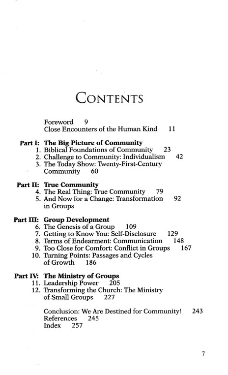 Community That Is Christian, 2d ed.: A Handbook on Small Groups