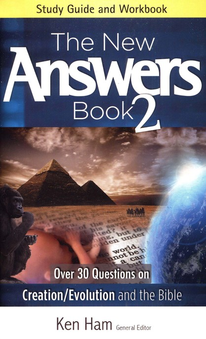 The New Answers Book 2, Study Guide and Workbook