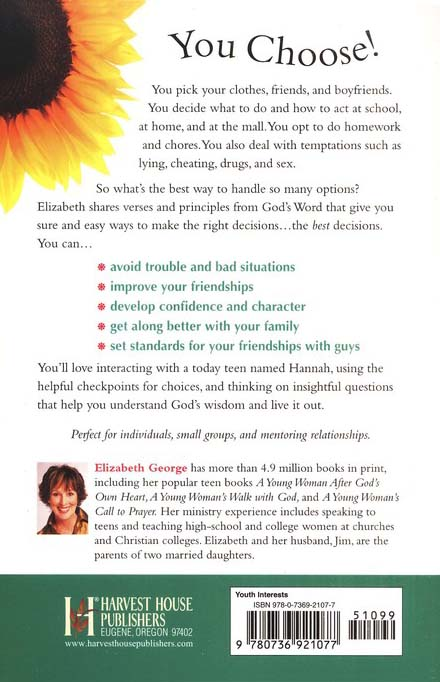A Young Woman's Guide to Making Right Choices: Your Life God's Way
