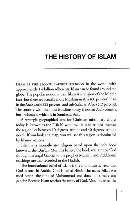 A Biblical Point of View on Islam