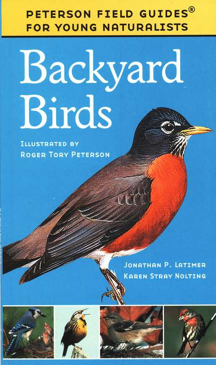 Peterson Field Guides for Young Naturalists: Backyard Birds