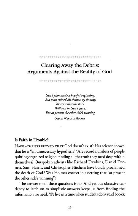 Compelling Evidence for God and the Bible: Finding Truth in an Age of Doubt