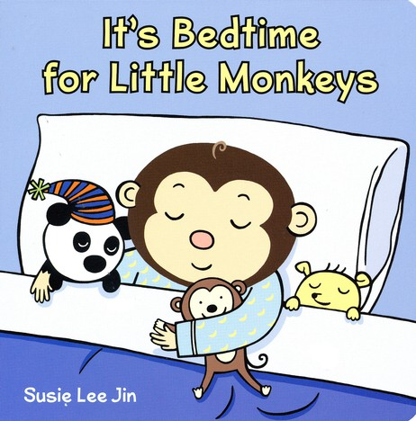 It's Bedtime for Little Monkeys
