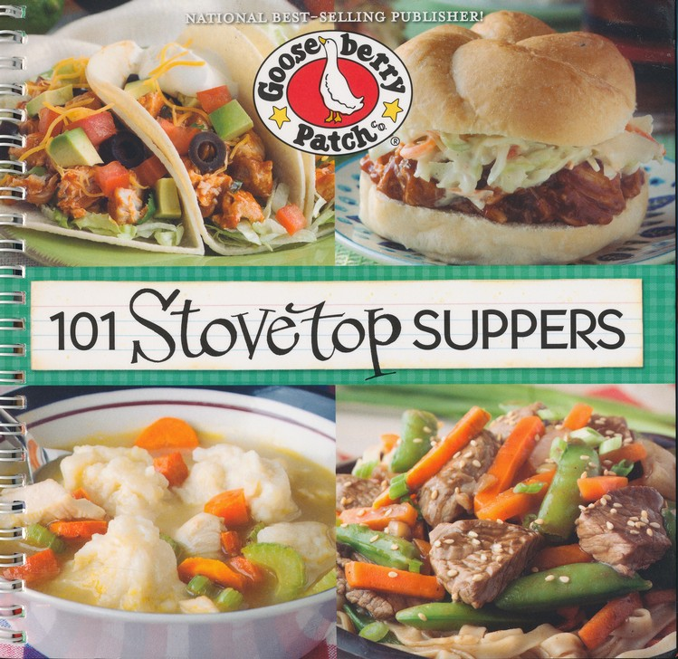 101 Stovetop Supper Recipes