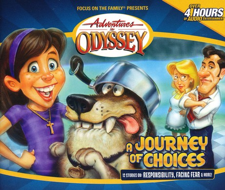 Adventures in Odyssey® #20: A Journey of Choices
