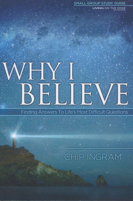 Why I Believe Personal Study Kit (1 DVD Set & 1 Study Guide)