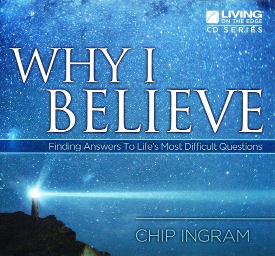 Why I Believe-2 DVDs
