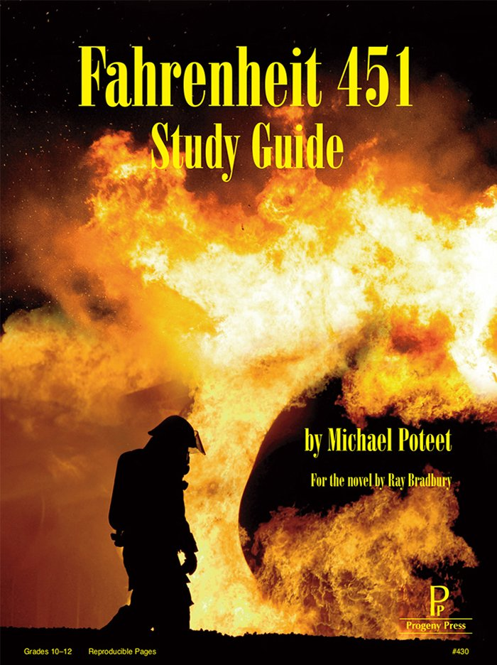 Fahrenheit 451 Progeny Press Study Guide