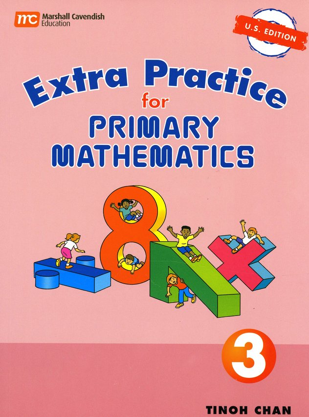 Singapore Math, Extra Practice for Primary Math U.S. Edition 3