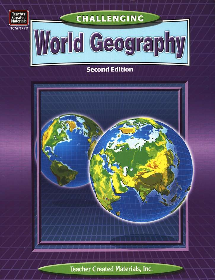 World Geography: Challenging Level (2nd Edition)