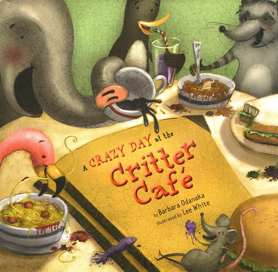 Crazy Day at The Critter Caf&#233