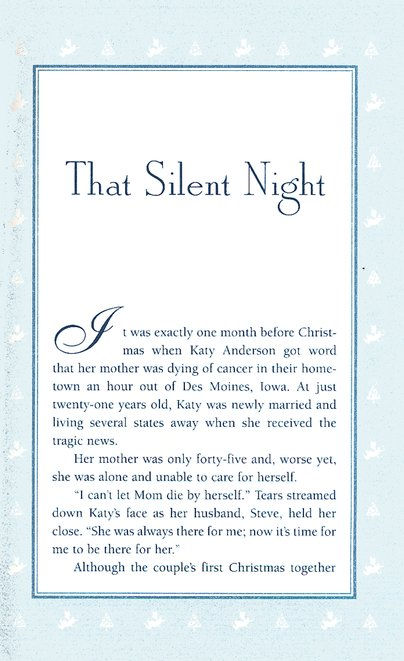 A Treasury of Christmas Miracles: True Stories of God's Presence   - Slightly Imperfect