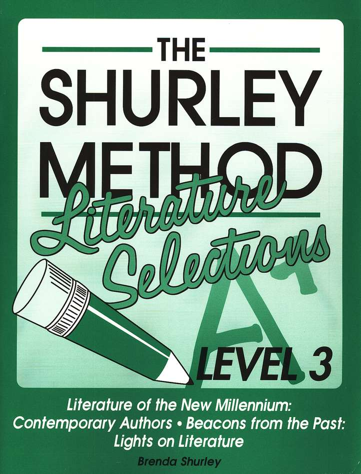 Shurley English Level 3 Literature Selections