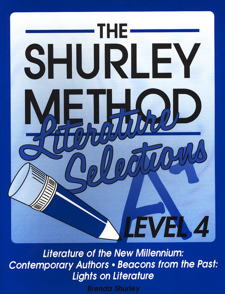 Shurley English Level 4 Literature Selections