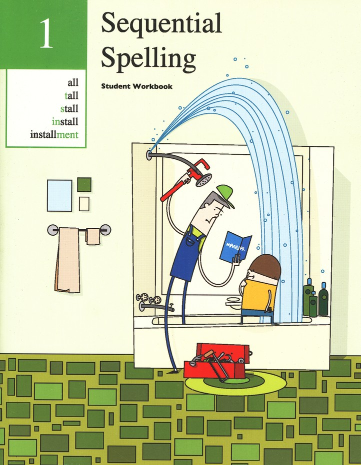 Sequential Spelling Level 1 Student Workbook, Revised Edition