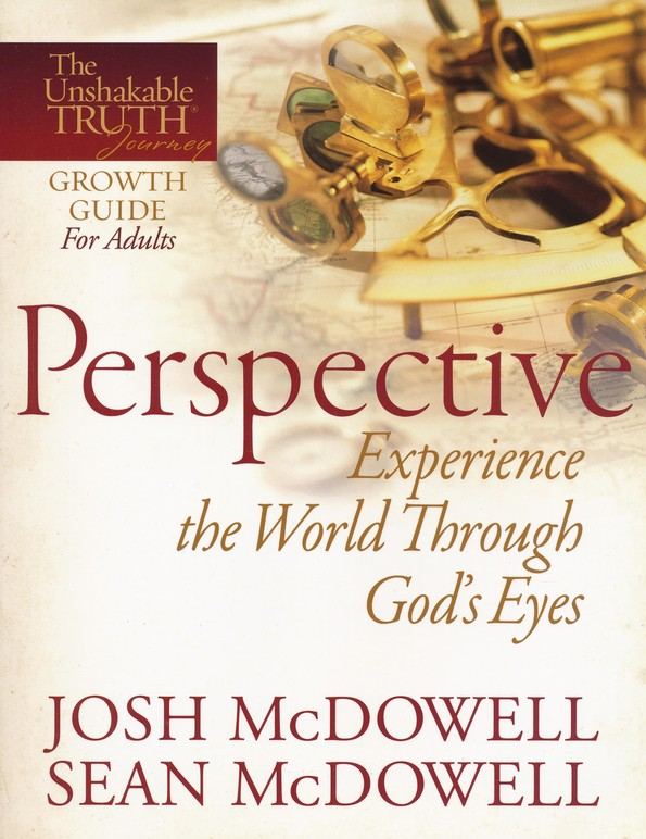 Perspective: Experience the World Through God's Eyes