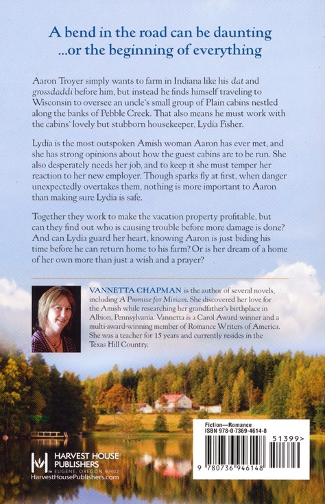 A Home for Lydia, Pebble Creek Amish Series #2