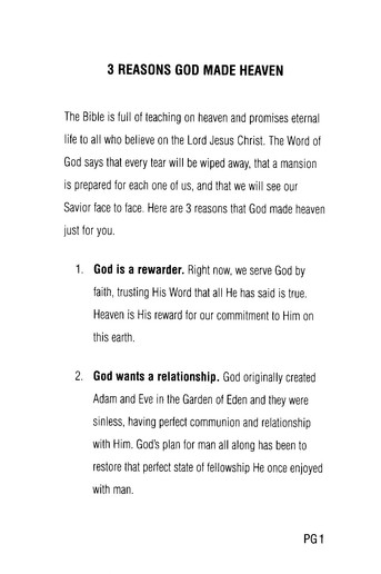 Little Black Book on God's Guarantees