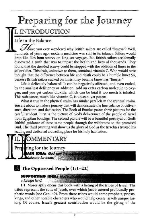 Exodus, Leviticus, Numbers: Holman Old Testament Commentary [HOTC]