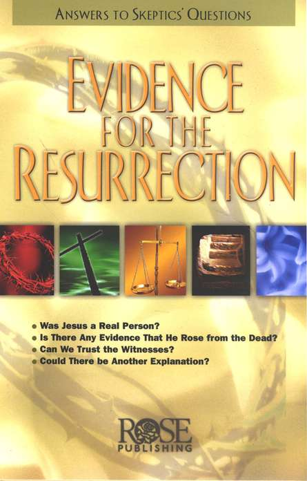 Evidence for the Resurrection Pamphlet