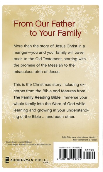 Family Reading Bible: The Christmas Story